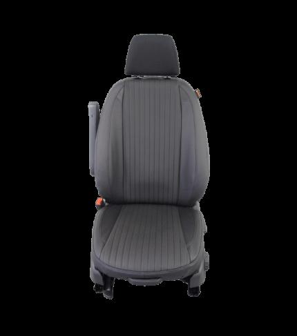 Sprinter bestuurdersstoel v.a. 2018 standaard stoelhoes kunstleder met 1x armsteun-2