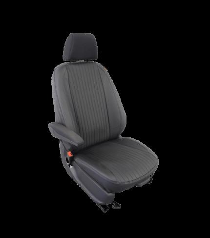 Sprinter bestuurdersstoel v.a. 2018 standaard stoelhoes kunstleder met 1x armsteun